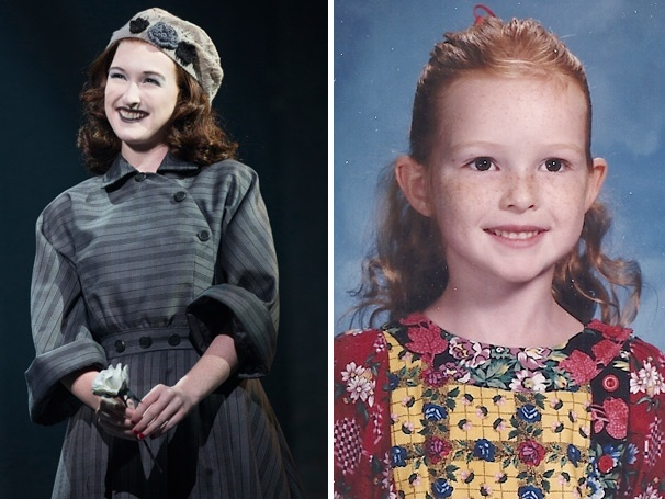 Chaplin Star Erin Mackey Recalls Her School-Age Years as a 'Tardy' Procrastinator With a Perm