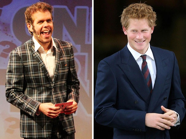 Perez Hilton 'Very Motivated' to Look Good Playing Naked Prince Harry in NEWSical