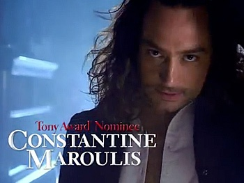 Watch Constantine Maroulis and Deborah Cox in the Steamy New Jekyll & Hyde Commercial 