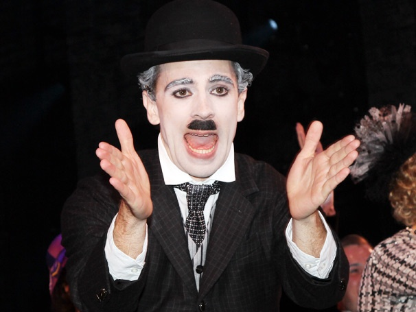 Step Into Hollywoods Golden Age on Opening Night of Chaplin, Starring Rob McClure