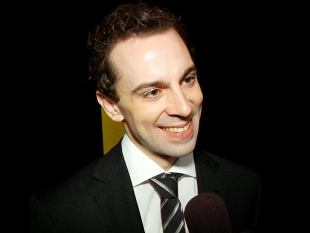 Lights, Camera, Action! Celebrate Opening Night With Rob McClure & the Cast of Chaplin