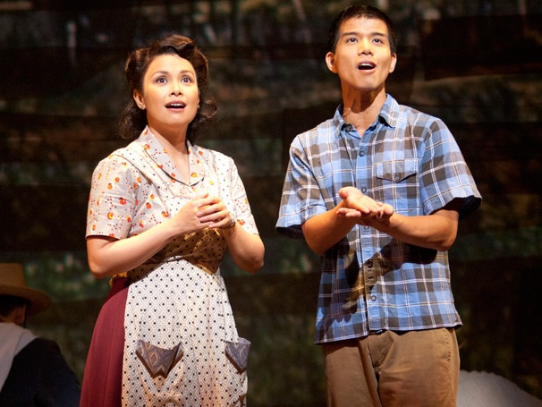 First Look at Lea Salonga, George Takei & More in Allegiance at the Old Globe Theatre