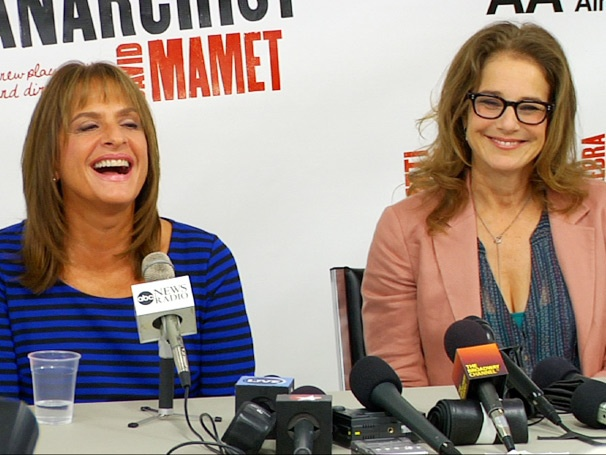 Patti LuPone & Debra Winger Bring Fans Behind Bars and Inside The Anarchist