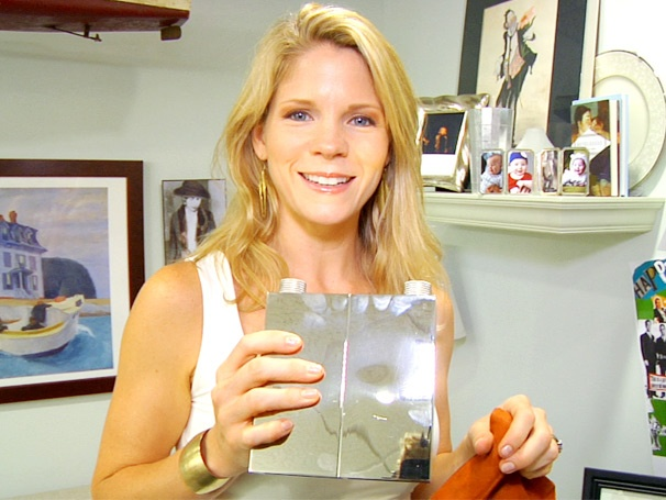 Kelli O'Hara Shows Off the Family Flask & More Inside Her Dressing Room at Nice Work