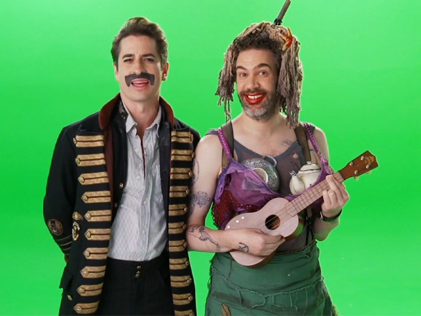 Video Exclusive! Watch the Hilarious Outtakes from the New Peter and the Starcatcher Commercial
