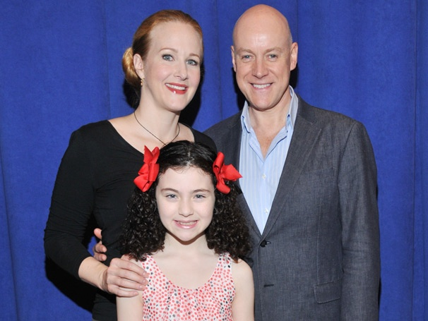 Orphans, Villains & Millionaires: The Cast of Broadway's Annie Meets the Press