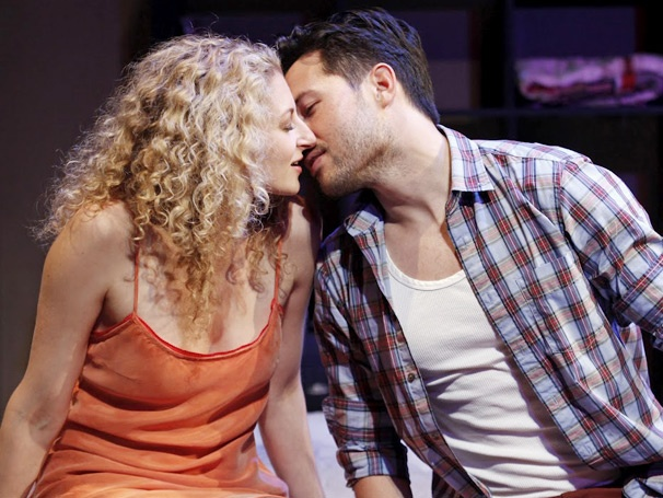 First Look at Lauren Molina and Jason Tam in the Off-Broadway Revival of Sondheim's Marry Me a Little