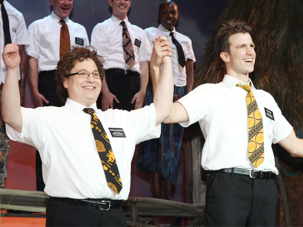 Hello, London! The Book of Mormon Missionaries Gavin Creel and Jared Gertner are Headed to the West End