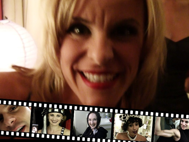 Hedda's Headlines: Backstage at Chaplin with Jenn Colella, Episode 3: An Opening Night Extravaganza!