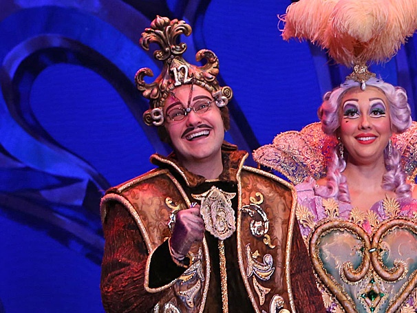 James May on the Joys of Playing the Curmudgeonly Cogsworth in Beauty and the Beast on Tour