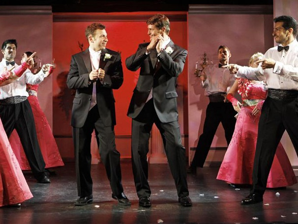 My Big Gay Italian Wedding to Resume Off-Broadway Run