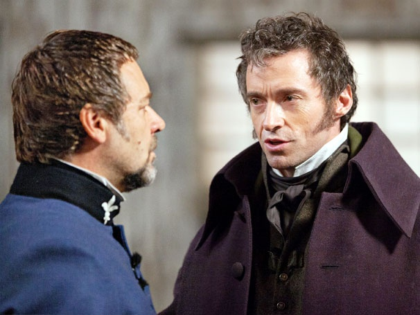 Hear the People Sing! Release Date Set for Les Miserables Film Soundtrack