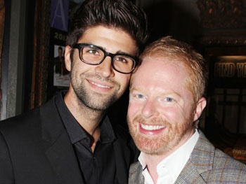 Engaged! Modern Family Star and Broadway Vet Jesse Tyler Ferguson Pops the 'Big Q'