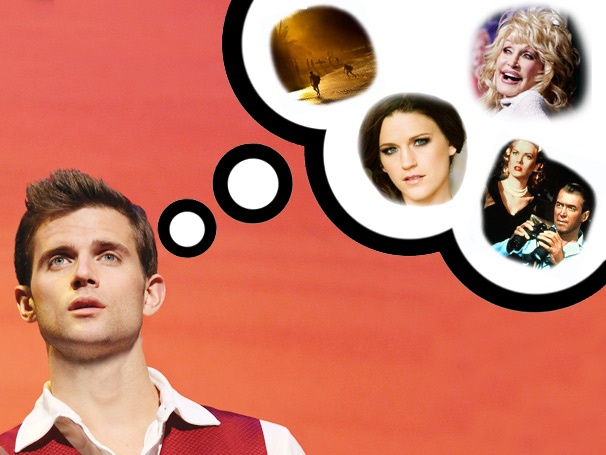 Wicked's Kyle Dean Massey on His Obsessions with the Rockettes, DIY and Hitchcock