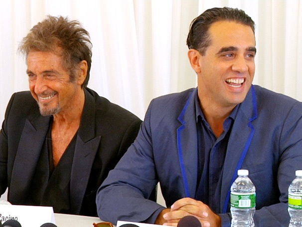 Always Be...Charming: Meet Al Pacino, Bobby Cannavale and the Stars of Glengarry Glen Ross
