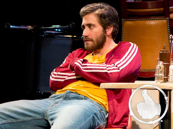 Thumbs Up! Dont Miss Jake Gyllenhaals Irresistible Off-Broadway Debut in If There Is I Havent Found It Yet