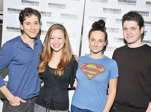 Bad Jews, Starring Tracee Chimo and Molly Ranson, Begins Performances Off-Broadway