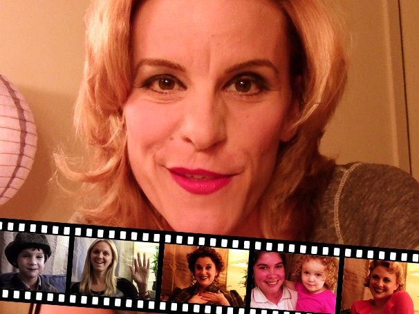 Hedda's Headlines: Backstage at Chaplin with Jenn Colella, Episode 4: Cast Confessions!