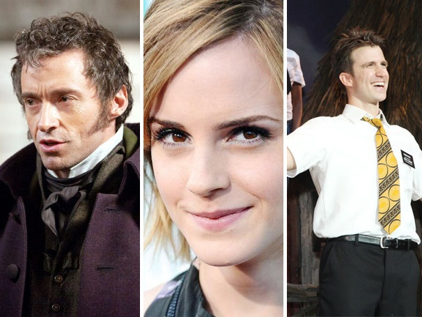 Top 10! Most-Read Stories Include Les Miz Scoop, Mormon L.A. Opening & Emma Watson Dream Roles