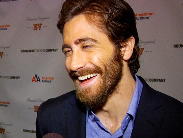 It's a Family Affair on Opening Night of If There Is I Haven't Found It Yet, Starring Jake Gyllenhaal