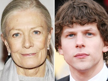 Jesse Eisenberg and Vanessa Redgrave are Cousins in Eisenberg's New Play The Revisionist