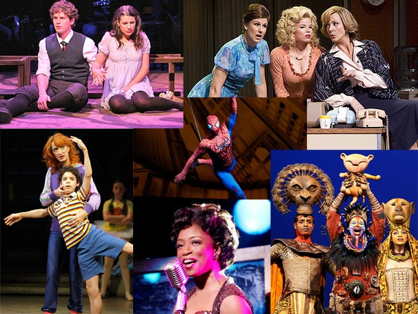 Weekend Poll: Which Pop Star's Broadway Score Is Your Favorite?