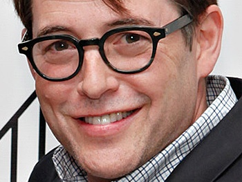 Nice Works Matthew Broderick to Host Williamstown Theatre Festival Benefit