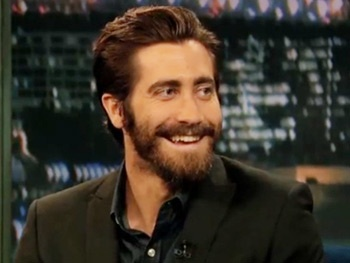 If There Is Star Jake Gyllenhaal Talks Fake Beards, Chili & Partying With Gang Members on Jimmy Fallon