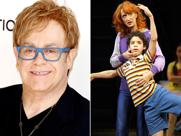 Weekend Poll Top Three: Elton Johns Music Scores Big with Broadway Fans