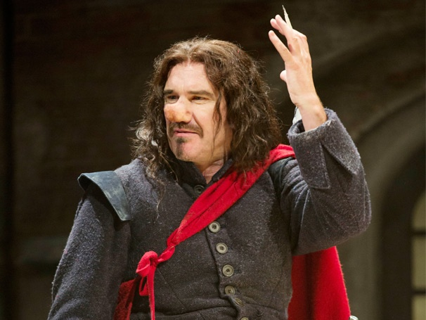 Cyrano's Douglas Hodge on Practicing French and Getting His 'Repulsive' Prosthetic Nose Through Customs