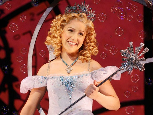 Back at Shiz! Alli Mauzey Returning to Wicked as Glinda