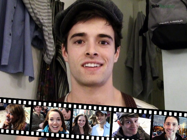 King of New York, Episode 1: Corey Cott Brings Newsies Fans Inside the 2012 Broadway Flea Market