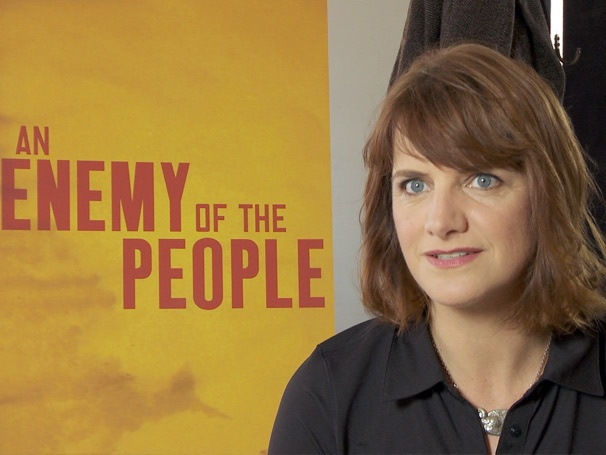 An Enemy of the People Adapter Rebecca Lenkiewicz on Ibsen, the Presidential Election & the American Dream