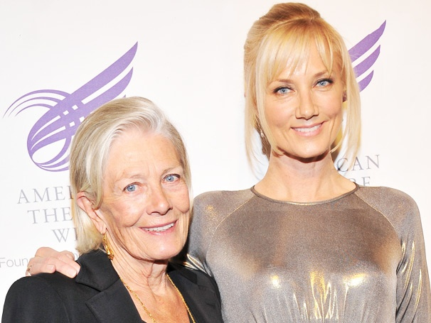 Vanessa Redgrave and Her Family Honored at American Theatre Wing Gala