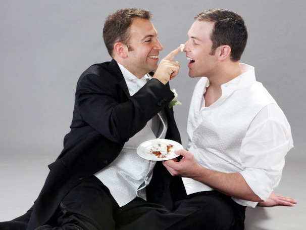You May Now Kiss the Groom! My Big Gay Italian Wedding Returns Off-Broadway