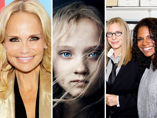 Top 10! Kristin Chenoweth Life Lessons, Les Miz Previews, Barbra on Broadway & More Spark the Week's Most-Read Stories