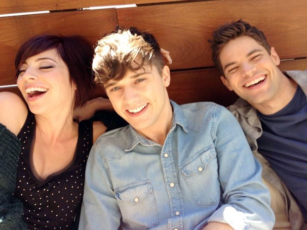 Smash's Andy Mientus Talks Making Music with Jeremy Jordan and the 'Diva Presence' of Jennifer Hudson