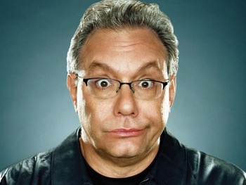 Running on Empty's Lewis Black Weighs in on Romney, Obama & Harry Potter-Based Politics