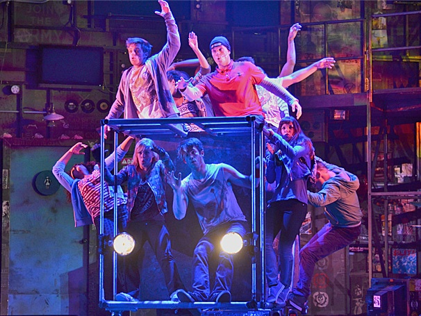 National Tour of American Idiot Prepares for U.S. Return After Critical Praise in the U.K.