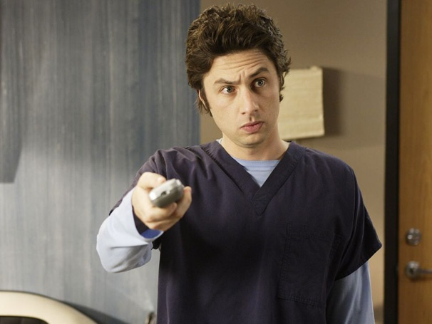Paging, Zach Braff! A Scrubs Musical May Be Headed to Broadway