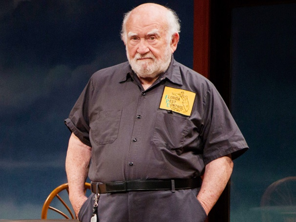 Grace Star Ed Asner on His Godly Aspirations, Mary Tyler Moore's Chest & the 'Beautiful' Michael Shannon