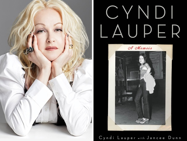 Why Kinky Boots Composer Cyndi Lauper Is Like a Drag Queen and More Juicy Tidbits From Her New Memoir