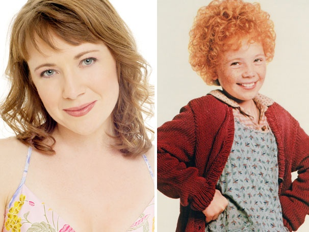 Whats Up, Aileen Quinn? The Annie Film Star on the Upcoming Revival and Her Broadway Aspirations 