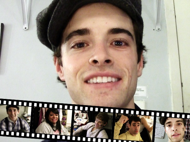 King of New York, Episode 2: Newsies Corey Cott Gets Down with Dance Parties, Back Flips and #SIP
