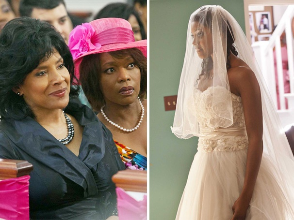 Steel Magnolias' Condola Rashad on Her 'Bizarre' TV Wedding and Co-Starring With Her Mom, Phylicia Rashad