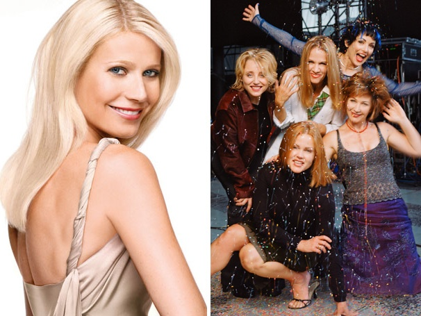 Shes Got the Beat! Gwyneth Paltrow in Talks to Produce Go-Gos Bio Musical