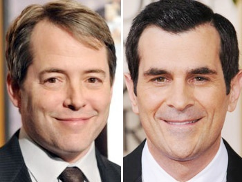 Modern Family Star Ty Burrell Planning 'Gay Date' With Nice Work's Matthew Broderick