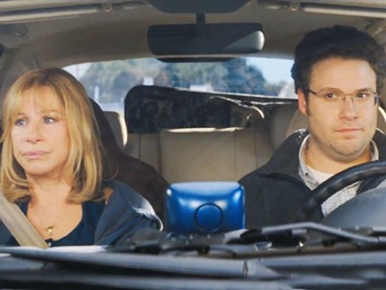 Join Barbra Streisand and Seth Rogen's Strip Club Shenanigans in The Guilt Trip Trailer