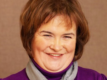 Susan Boyle to Duet with Michael Crawford and Donny Osmond on New Show Tunes Album Standing Ovation