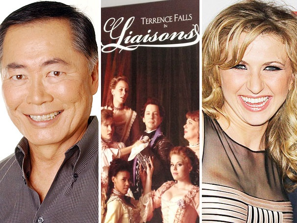 Top 10! Hottest Stories of the Week Include George Takei's Normal Role, Plus Smash & Into the Woods Dish